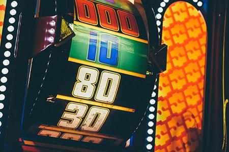 Peavey commercial audio - casino